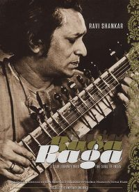 Cover Ravi Shankar - Raga Raga - A Journey To The Soul Of India [DVD]